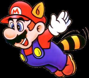 Mario raton laveur